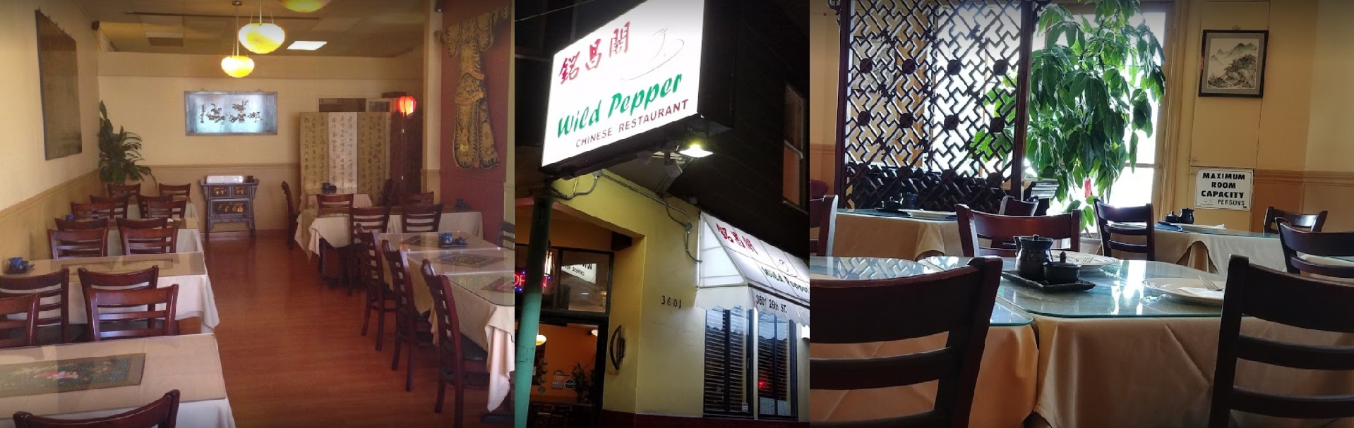 Your favorite Chinese food at Wild Pepper